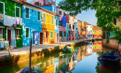 Salir de la ciudad,Excursions,Excursiones de un día,Full-day excursions,Excursion to Burano on a cruise,Excursión a Murano en barco,Excursion to Murano on a cruise