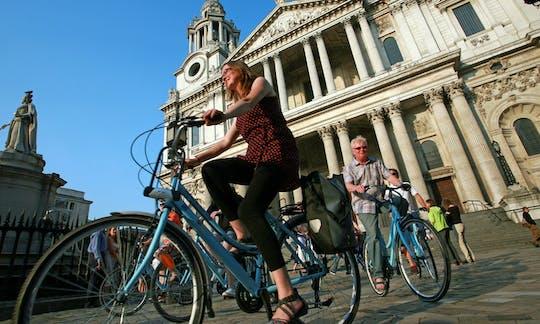 Classic original London bike tour