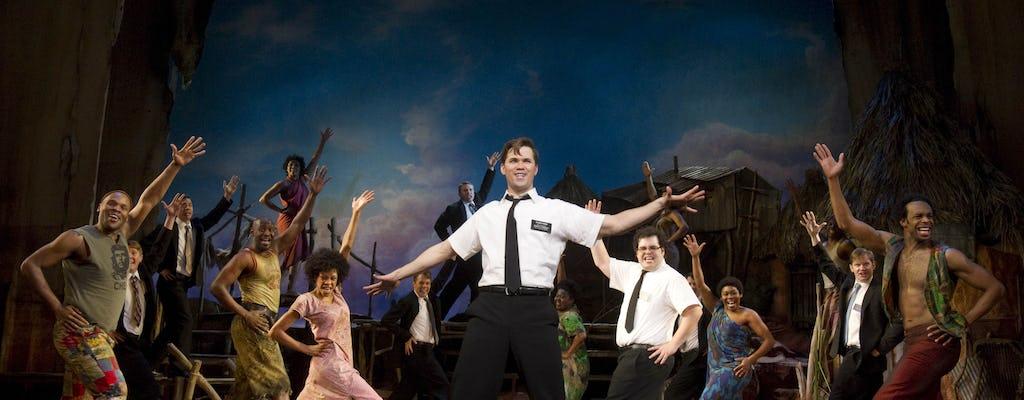 Billets pour le Livre de Mormon à Broadway
