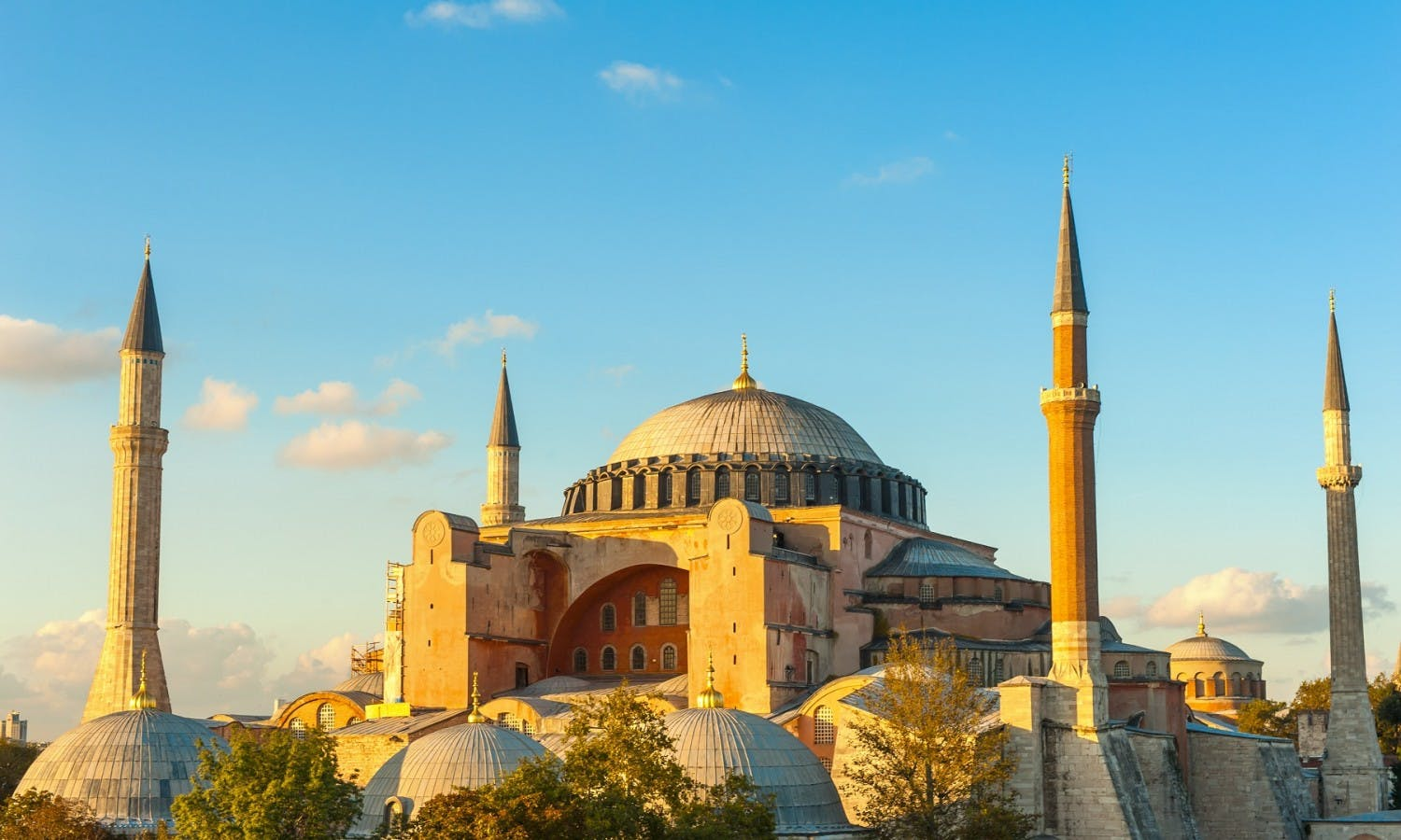 Istanbul In A Day: Bosphorus Cruise, Hagia Sophia, Blue Mosque and Grand Bazaar