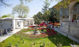 Skip The Line Extended Topkapi Palace And Harem Tour