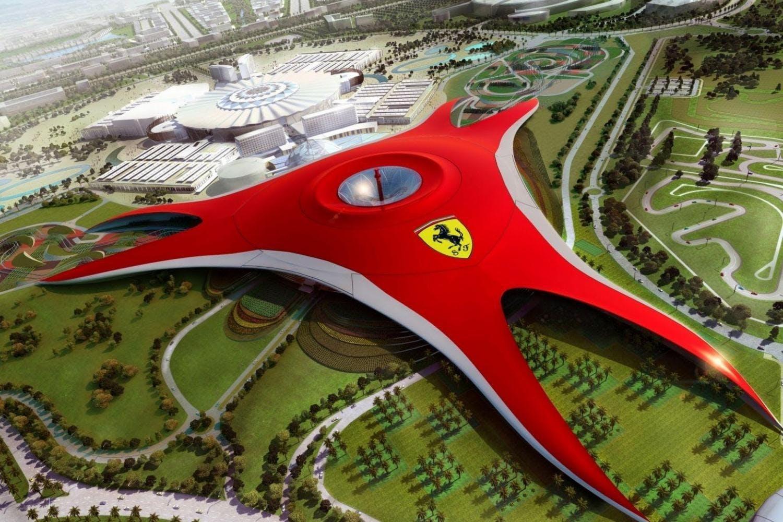 Ferrari World Abu Dhabi tickets