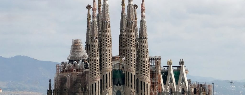 Gaudi highlights eBike tour