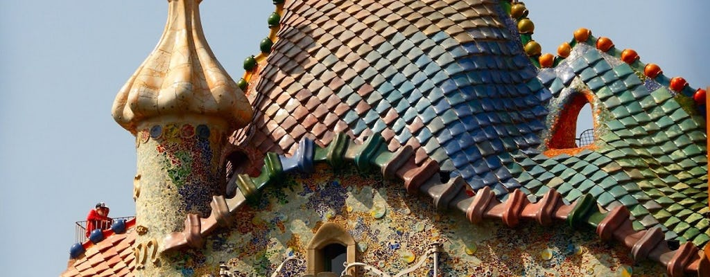 The best of Gaudí private walking tour in the heart of Barcelona