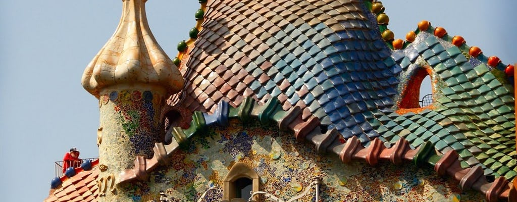 Tour a privato piedi nel cuore di Barcellona alla scoperta di Gaudí