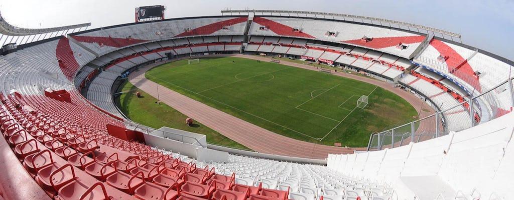 Tour du Stade de Buenos Aires: La Bombonera (Boca Junior) et El Monumental (River Plate)