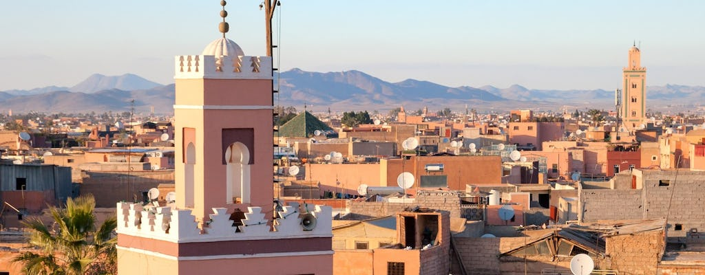 Marrakech full day guided tour with lunch
