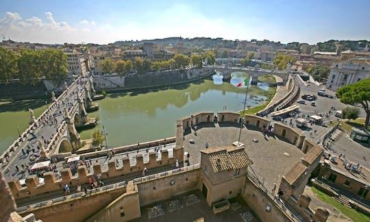 Die offizielle Dan-Brown-Illuminati-Tour durch Rom