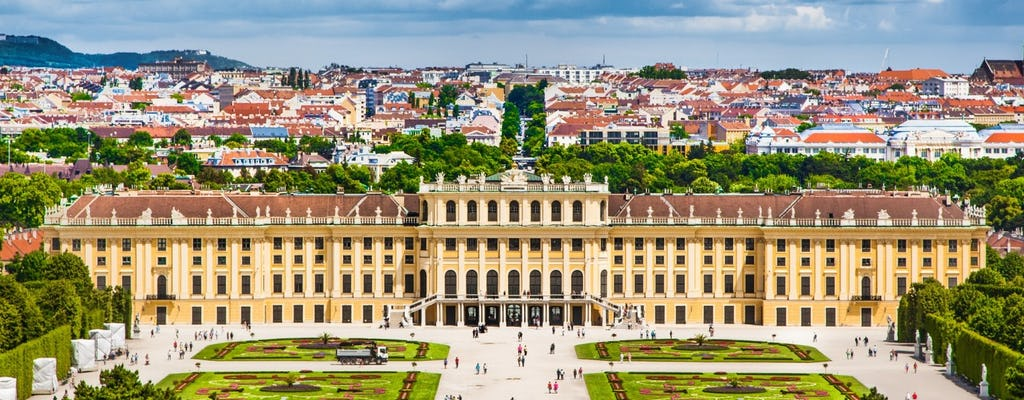 Schloss Schonbrunn Tickets Und Fuhrungen Musement