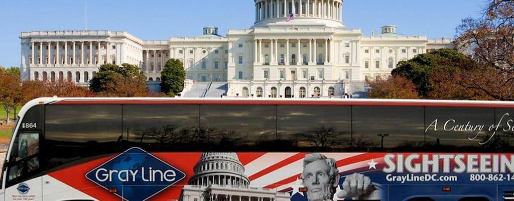 Melhor de Washington, DC tour de dia inteiro