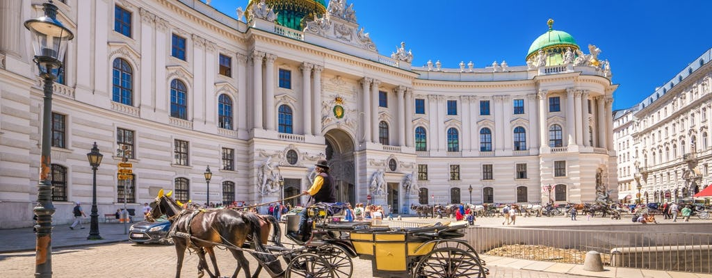 Vienna Hofburg Palace: Ticket and Tour with Audioguide