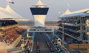 Abu Dhabi Grand Prix Formula 1 Tickets At The Yas Marina Circuit