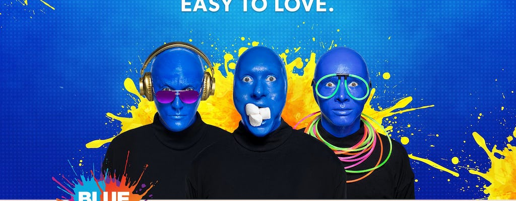Tickets to Blue Man Group - Off Broadway