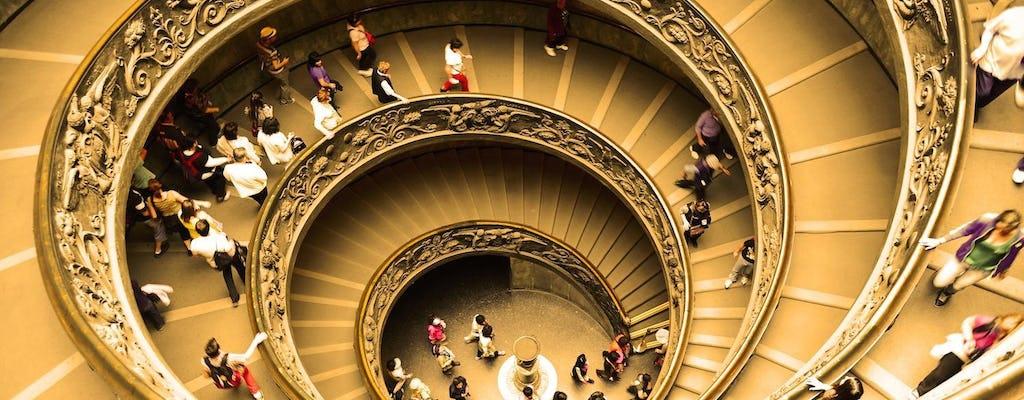 """Museus do Vaticano e Capela Sistina: """"Skip the Line"""" (evite as filas) com Acesso Matinal"""