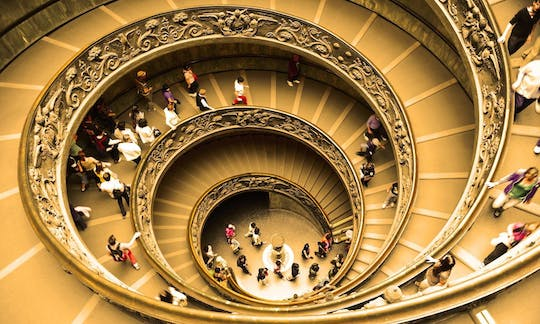 Early morning Vatican museums and Sistine Chapel skip-the-line ticket