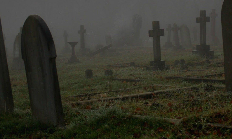 Ghosts, Myths & Legends