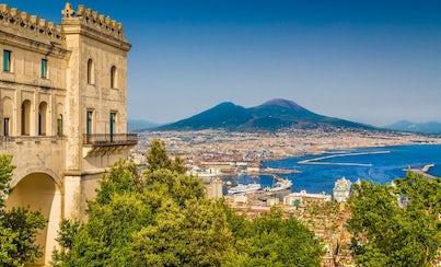 Ver la ciudad,Tour por Nápoles