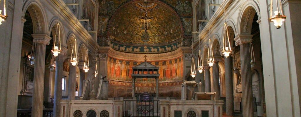 Basilica di San Clemente: tour guidato salta fila dei sotterranei