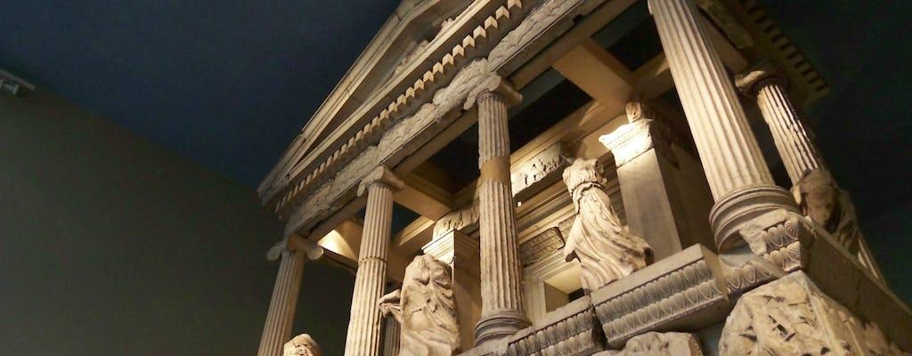 Британский музей, Город Камден, Риджентс-канала экскурсию