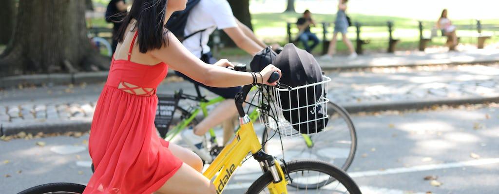 Noleggio bicicletta giornaliero da Central Park