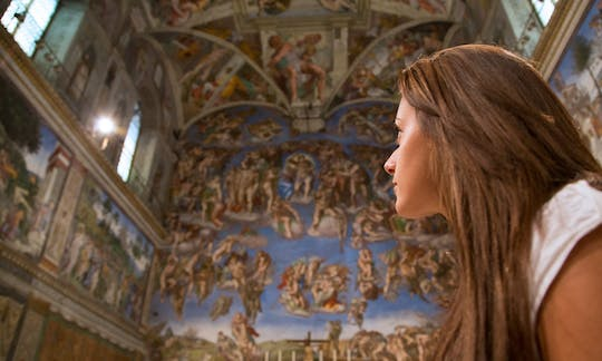 Early access Sistine Chapel with St Peter's skip-the-line tickets and Crypts tour