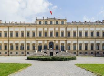 Biglietti per la Villa Reale di Monza