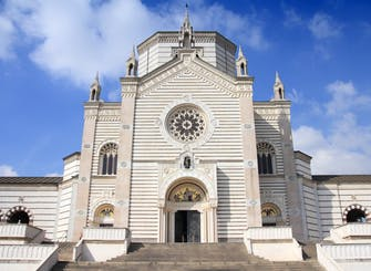 Monumental Cemetery of Milan private tour