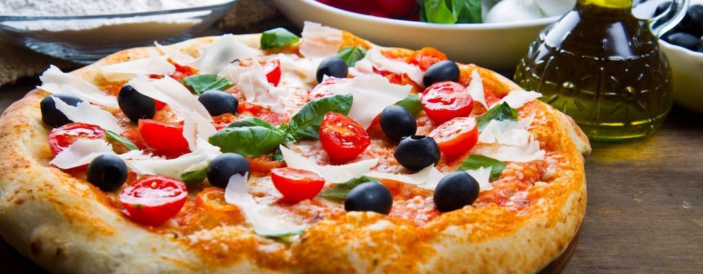 Lezione di cucina a Roma: prepara la pizza e assaggia bruschetta e tiramisù fatti in casa