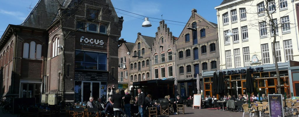 Visite privée à pied d'Arnhem