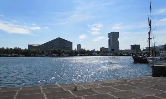 De toekomst van Amsterdam 4 uur durende privérondleiding (stadswandeling)