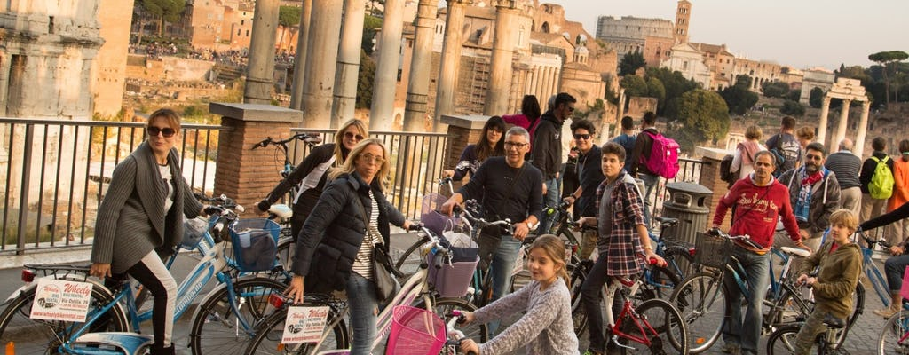 Rome: 1-day bike tour
