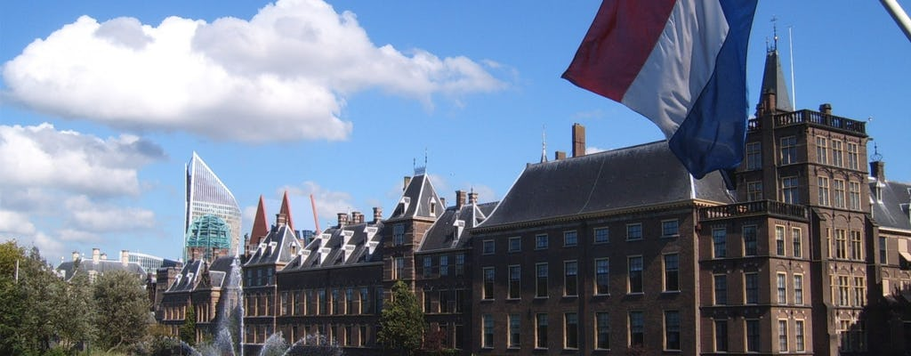 Private walking tour of The Hague