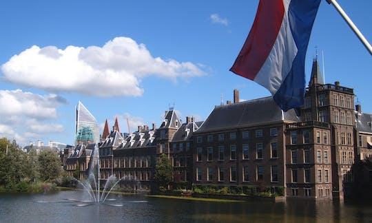 Tour privado a pie de La Haya