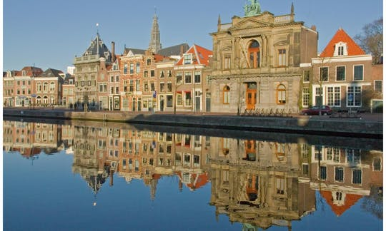 Recorrido a pie privado por Haarlem