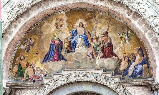 The Golden Basilica: St. Mark's Basilica skip-the-line tour