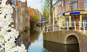 Private Walking Tour Of Delft