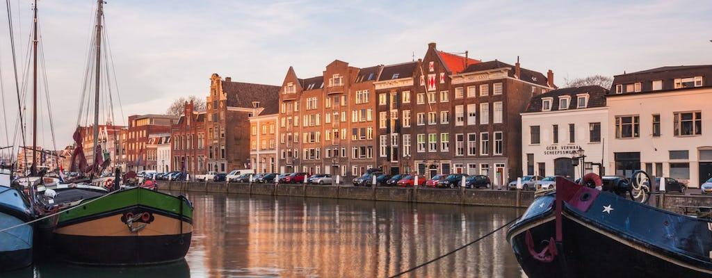 Privé rondleiding door Dordrecht (stadswandeling)
