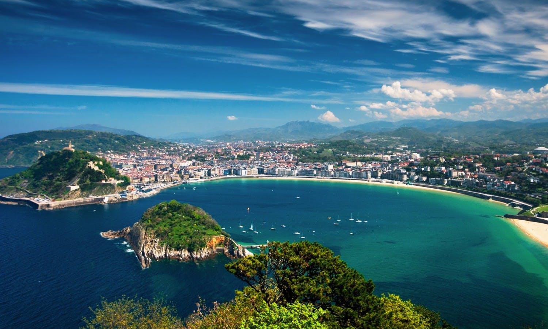 Ver la ciudad,Ver la ciudad,Salir de la ciudad,Excursiones de un día,Excursión a San Sebastián