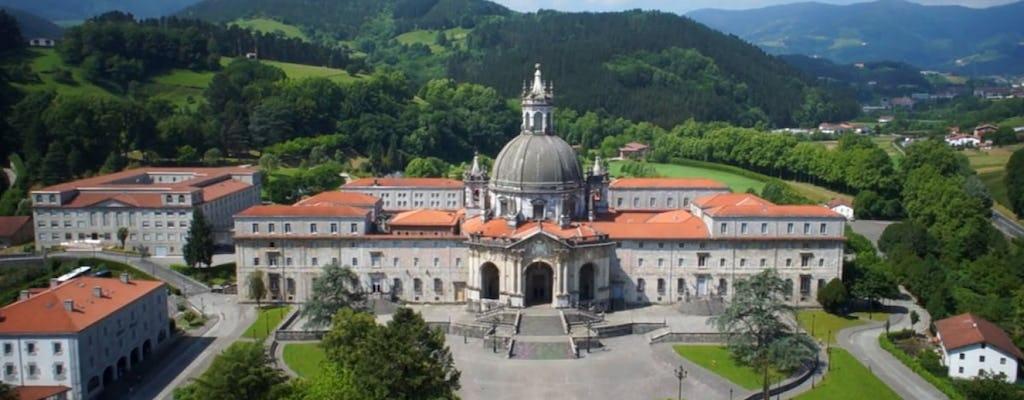 Sanktuarium Loyola, Getaria, Zarauz i San Sebastian całodniowa wycieczka