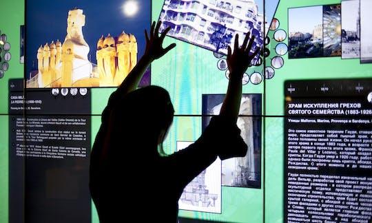 Tickets für Gaudi Experiència ohne Anstehen