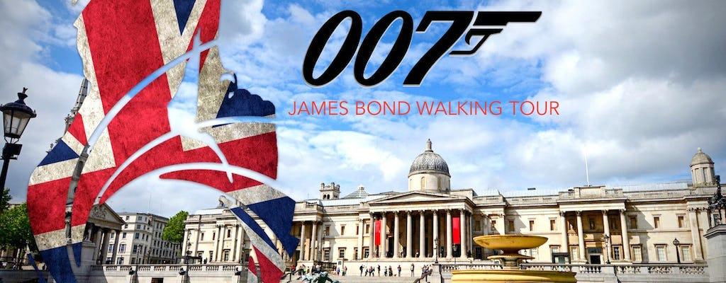 Tour a pie de James Bond en Londres