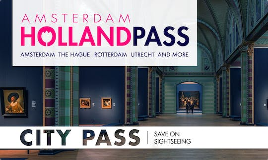 Amsterdam Holland Pass skip-the-line tickets