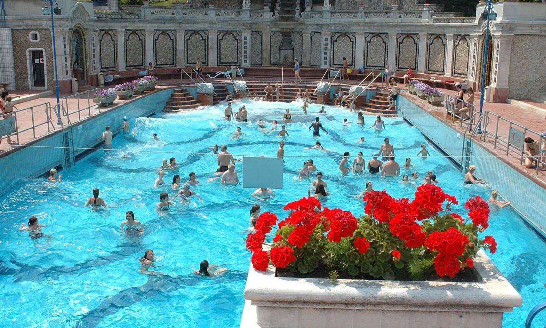 Tickets, museos, atracciones,Entradas a atracciones principales,Balneario Gellért,Balnearios de Budapest,Balneario Gellért