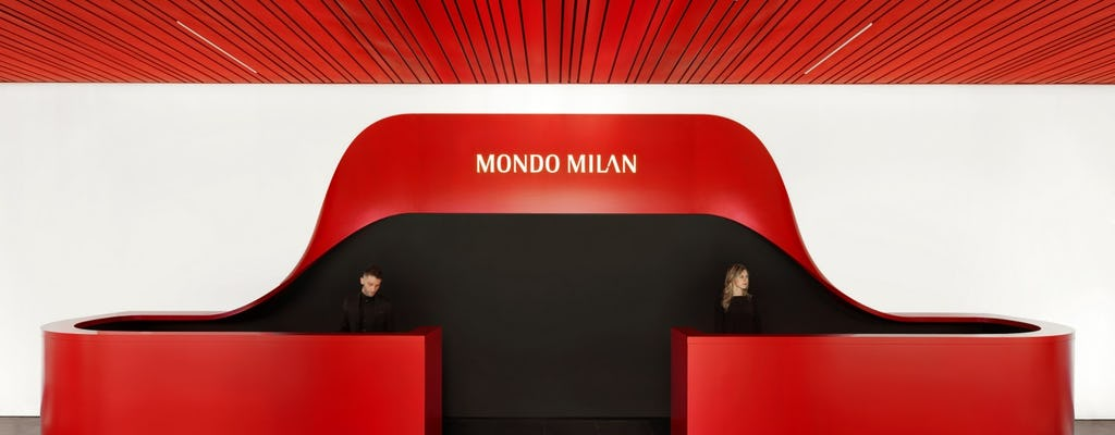 Casa Milan: Billets pour le Musée Mondo Milan