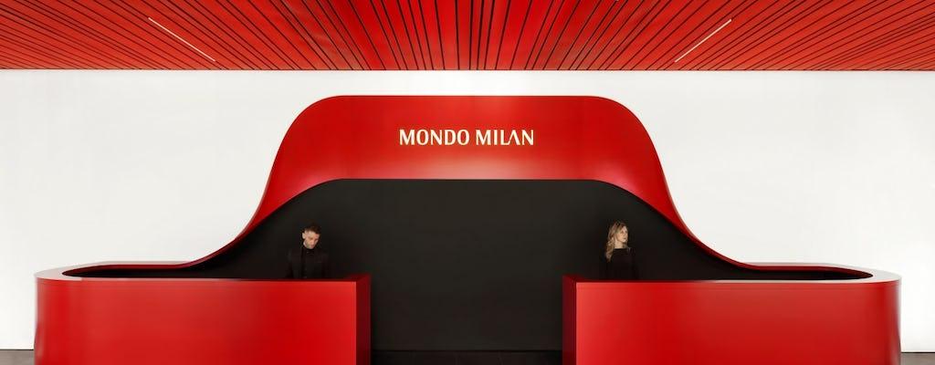 Casa Milan: Mondo Milan Museum tickets