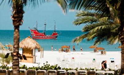 Ver la ciudad,Actividades,Actividades,Visitas en barco o acuáticas,Actividades acuáticas,Actividades acuáticas,Playa de Clearwater