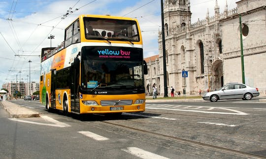 Belém Lisbon Bus Tour