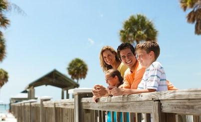 Ver la ciudad,Actividades,Visitas en barco o acuáticas,Actividades acuáticas,Playa de Clearwater
