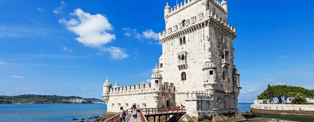 Monumental Belém Bus Tour