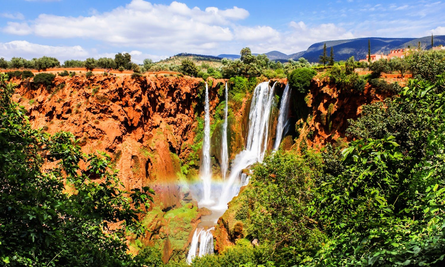 Day tour to the Magic Ouzoud falls from Marrakech